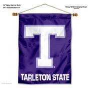 Tarleton State Texans Wall Banner