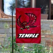 Temple University Garden Flag