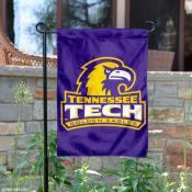 Tennessee Tech University Garden Flag