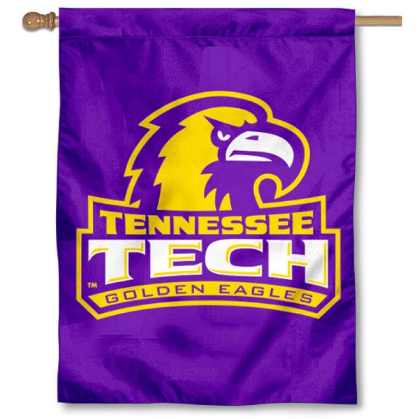 Tennessee Tech University House Flag