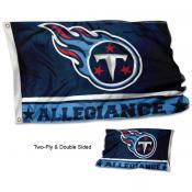 Tennessee Titans Allegiance Flag