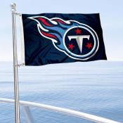 Tennessee Titans Boat and Nautical Flag