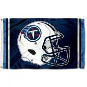 Tennessee Titans New Helmet Flag