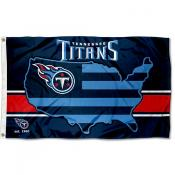 Tennessee Titans USA Country Flag