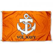 Tennessee Vols Vol Navy Flag