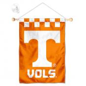 Tennessee Volunteers Banner with Suction Cup