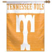 Tennessee Volunteers College Vault Logo House Flag