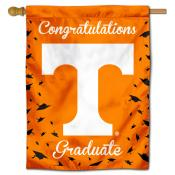 Tennessee Volunteers Congratulations Graduate Flag