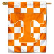 Tennessee Volunteers Logo Double Sided House Flag