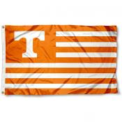 Tennessee Volunteers Striped Flag