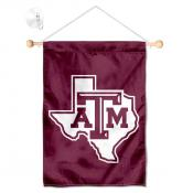 Texas A&M Aggies Banner with Suction Cup