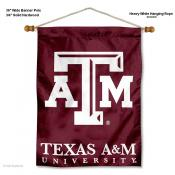 Texas A&M Aggies Wall Banner