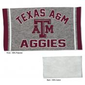 Texas A&M Aggies Workout Exercise Towel