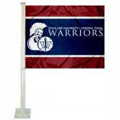 Texas A&M Central Texas Warriors Car Window Flag
