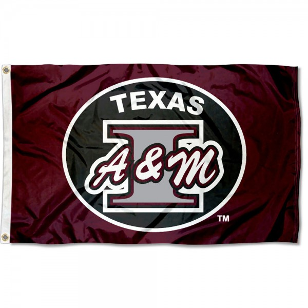 Texas A&M International University Flag measures 3'x5', is made of 100% poly, has quadruple stitched sewing, two metal grommets, and has double sided Team University logos. Our Dustdevils 3x5 Flag is officially licensed by the selected university and the NCAA.