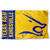 Texas A&M Kingsville Javelinas Flag