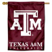 Texas A&M University Decorative Flag