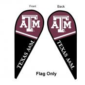 Texas A&M University Feather Flag