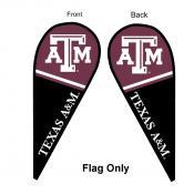 Texas A&M University Feather Flag