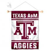 Texas A&M Window and Wall Banner