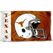 Texas Longhorn Football Flag