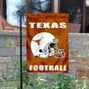 Texas Longhorns Helmet Yard Flag