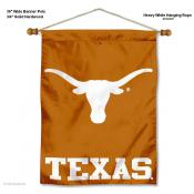 Texas Longhorns Wall Banner