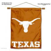 Texas Longhorns Wall Banner