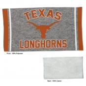 Texas Longhorns Workout Exercise Towel