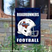 Texas San Antonio Roadrunners Helmet Yard Garden Flag