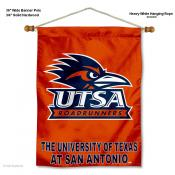 Texas San Antonio Roadrunners Wall Banner