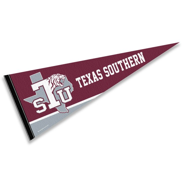 Texas Southern Tigers Pennant Decorations