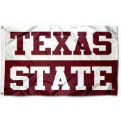 Texas State Bobcats Flag
