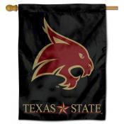 Texas State University Decorative Flag
