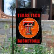 Texas Tech Basketball Garden Banner
