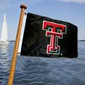 Texas Tech Red Raiders  Nautical Flag