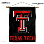 Texas Tech Red Raiders Wall Banner
