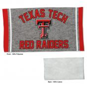 Texas Tech Red Raiders Workout Exercise Towel