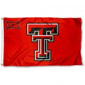 Texas Tech University Big 12 Flag