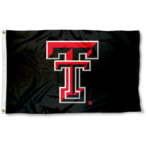 Texas Tech University Polyester Flag