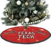 Texas Tech University Red Raiders Christmas Tree Skirt