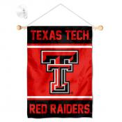 Texas Tech Window and Wall Banner