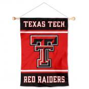 Texas Tech Window and Wall Banner