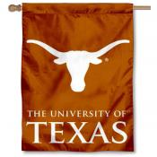 Texas UT Longhorns Banner Flag