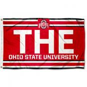 THE Ohio State University Banner Flag