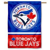 Toronto Blue Jays Double Sided House Flag