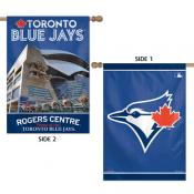 Toronto Blue Jays Two Sided House Banner