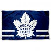 Toronto Maple Leafs 31 Point Leaf Flag