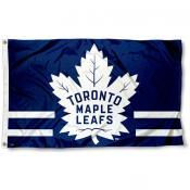 Toronto Maple Leafs 31 Point Leaf Flag