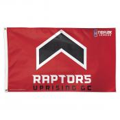 Toronto Raptors Raptors Uprising NBA2K Gaming Flag